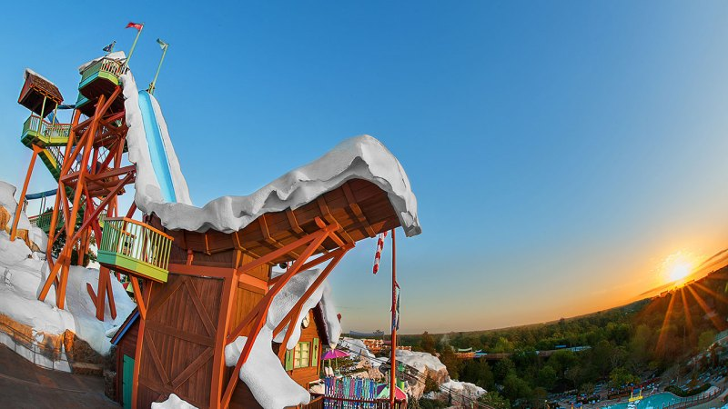 Disney's Blizzard Beach - Featured Image