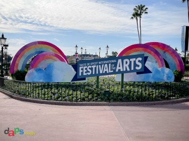 Festival of the Arts Photo Locations
