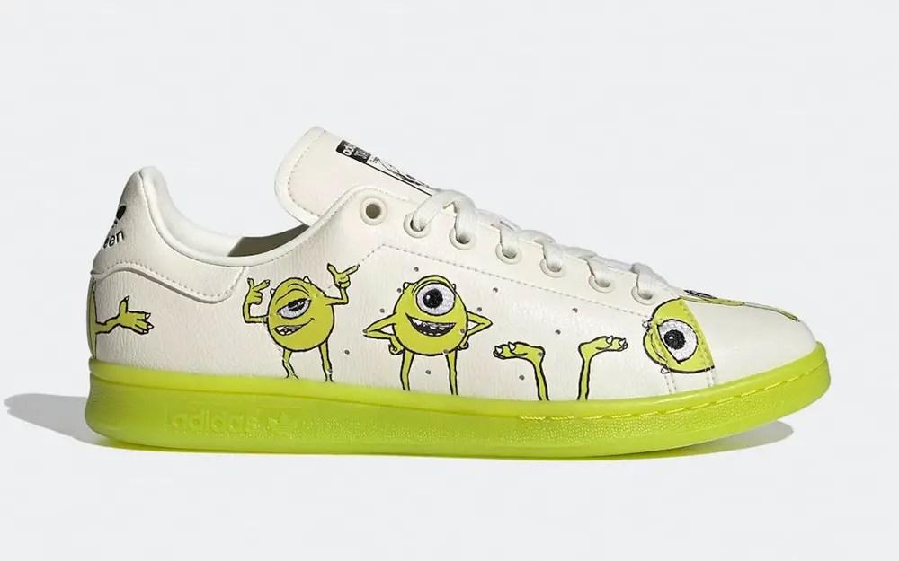 Adidas Stan Smith Primegreen Shoes-6