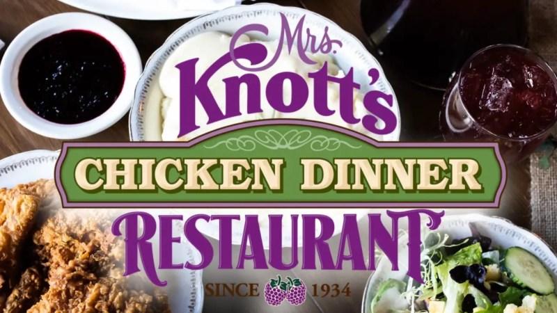 Mrs. Knott's Chicken Dinner Restaurant - Featured Image