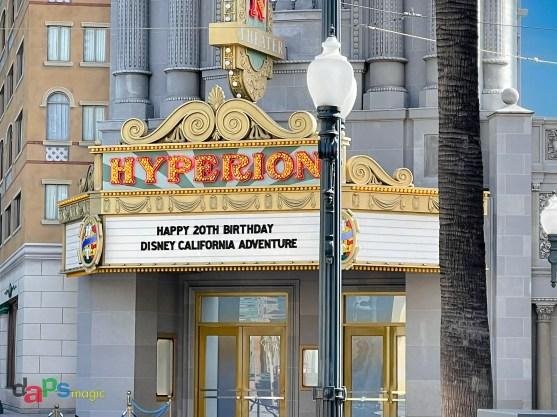 Disney California Adventure 20th Anniversary-7