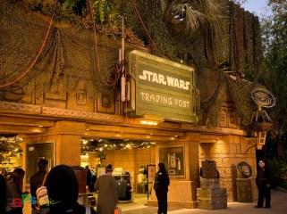 Disneyland Resort Legacy Passholder Preview of Star Wars Trading Post at Downtown Disney District-10