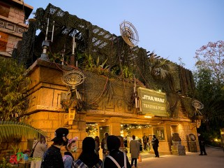 Disneyland Resort Legacy Passholder Preview of Star Wars Trading Post at Downtown Disney District-12