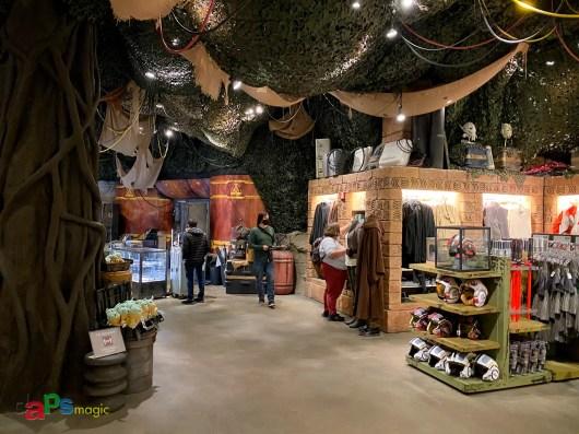 Disneyland Resort Legacy Passholder Preview of Star Wars Trading Post at Downtown Disney District-72