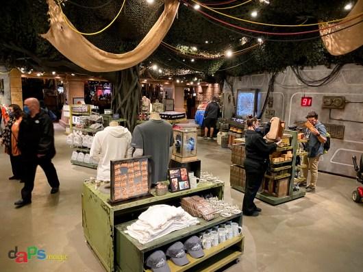 Disneyland Resort Legacy Passholder Preview of Star Wars Trading Post at Downtown Disney District-75