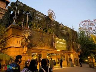 Disneyland Resort Legacy Passholder Preview of Star Wars Trading Post at Downtown Disney District-8