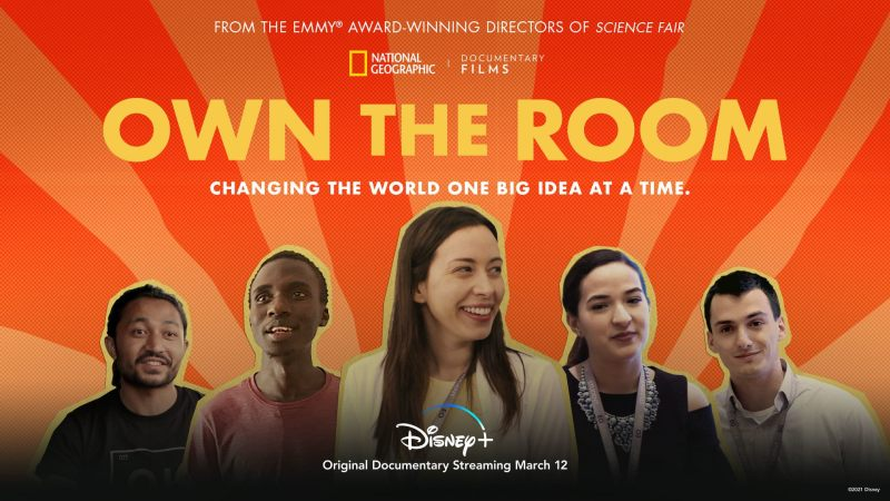 Own the Room - National Geographic