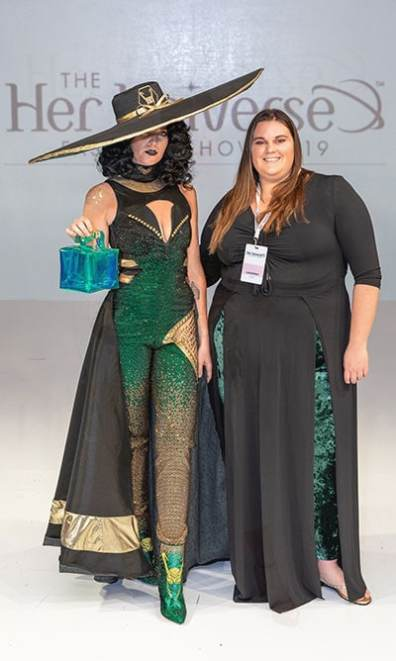 The Her Universe Fashion Show 2019