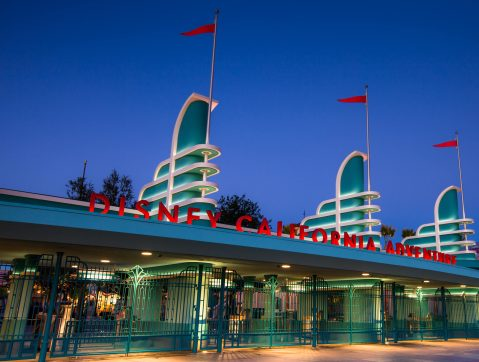 A Touch of Disney, a new, limited-time ticketed experience brings back some of the sights, sounds and flavors of the Disneyland Resort to Disney California Adventure Park beginning March 18, 2021. A Touch of Disney offers some of the world-famous food and drinks from around the Disneyland Resort, like churros, DOLE Whips¨, the mouth-watering Monte Cristo sandwich and more, plus a chance to see Disney characters, shop for the latest Disney merchandise and pop in at unique photo locations. The experience is underscored by a specially curated soundtrack of reimagined Disney songs broadcast throughout the park. (Disneyland Resort)
