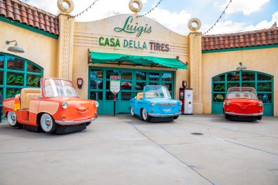 A Touch of Disney, a new, limited-time ticketed experience brings back some of the sights, sounds and flavors of the Disneyland Resort to Disney California Adventure Park beginning March 18, 2021. A Touch of Disney offers some of the world-famous food and drinks from around the Disneyland Resort, like churros, DOLE Whips¬, the mouth-watering Monte Cristo sandwich and more, plus a chance to see Disney characters, shop for the latest Disney merchandise and pop in at unique photo locations. The experience is underscored by a specially curated soundtrack of reimagined Disney songs broadcast throughout the park. (Christian Thompson/Disneyland Resort)