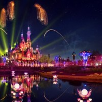 ILLUMINATE! A Nighttime Celebration to Light Up the Night at Shanghai Disneyland With All-New Immersive Show