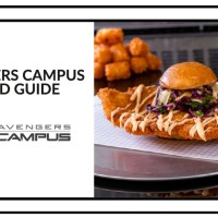 AVENGERS CAMPUS FOOD GUIDE