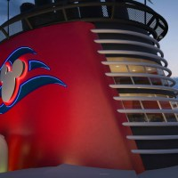Disney Cruise Line Reveals First-Of-Its-Kind Funnel Suite on Disney Wish