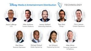 Disney Media & Entertainment Distribution Technology