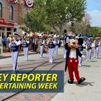 An Entertaining Week - DISNEY Reporter