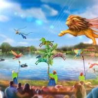 Disney KiteTails Soaring to Disney's Animal Kingdom for Walt Disney World's 50th Anniversary Celebration