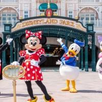 Disneyland Paris Reopens its Doors!