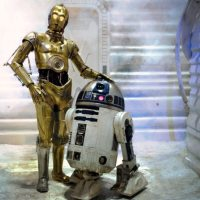 Check Out These Star Wars Droid Screen Tests With Anthony Daniels and Kenny Baker in 1976