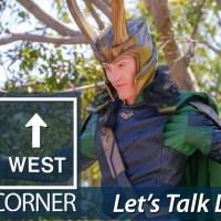Let's Talk Loki  – GEEKS CORNER – Episode 1137 (#560)