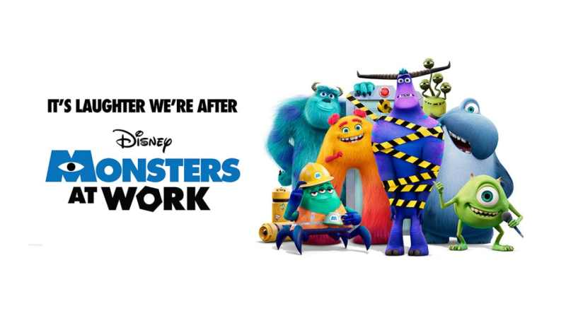 Monsters at Work - Featured Image