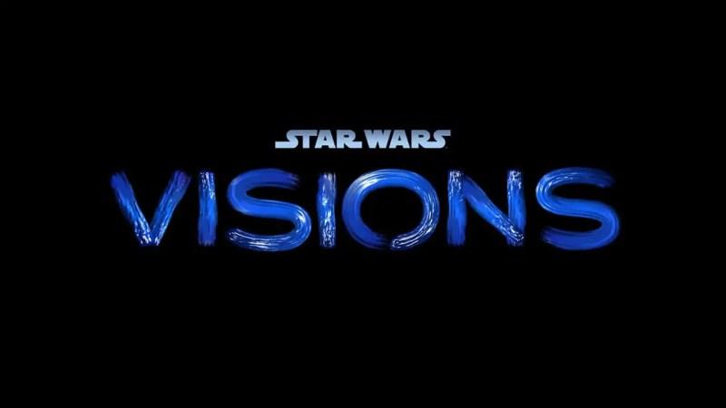 Star Wars: Visions - Logo