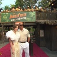 World Premiere of Disney's Jungle Cruise Begins at Disneyland's Jungle Cruise