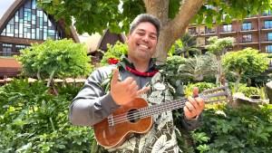 Disney Ambassador, Kanoa Kawai