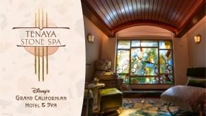 Tenaya Stone Spa - Featured Image