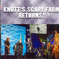 Haunts Return to Knott's Scary Farm with Lots of New Immersive Entertainment in 2021
