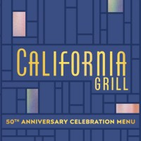 Limited Time Menu Revealed for California Grill in Celebration of Walt Disney World's 50th Anniversary