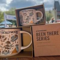 New Walt Disney World 50th Anniversary Starbucks 'Been There' Mugs Arrive at Disney's Animal Kingdom and Disney's Hollywood Studios