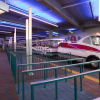 Parking Lot Trams Returning to Disneyland Resort in 2022