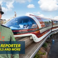 Monorails and More - DISNEY Reporter