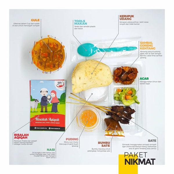 Jual Domba Akikah Bandung - Dapur Aqiqah