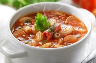 Resep Sup Tomat Makaroni