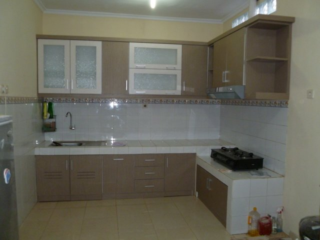 Meja Dapur Cor Dan Kitchen Set Referensi Dapur