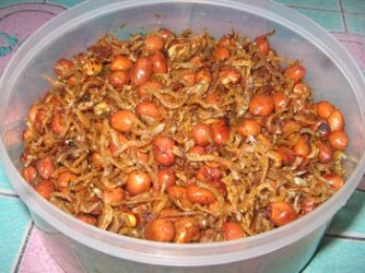 Resep Lontong Komplit Lebaran sambal badar
