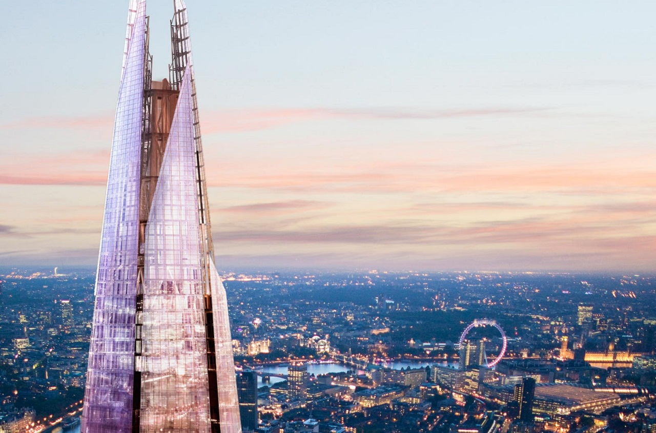 Renzo Piano Shard London Bridge