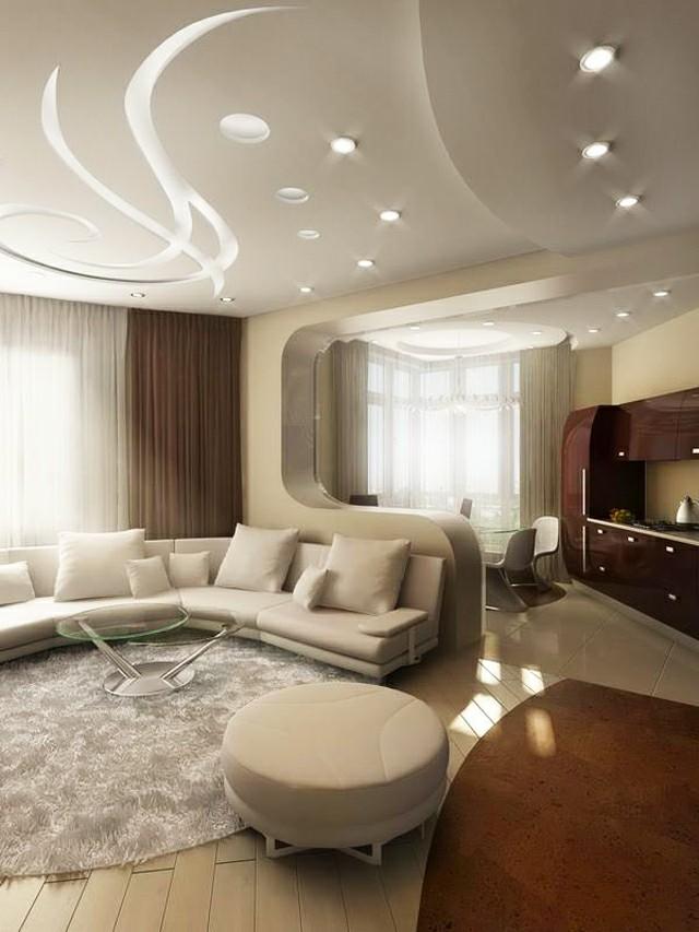 Dcoration Plafond Salon