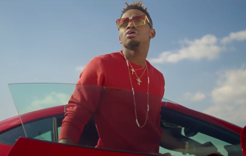 Video nyuma ya pazia 'Eneka' ya Diamond Platinumz