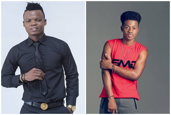 Video: Ngoma ya Harmonize ft Korede Bello 'Shulala'