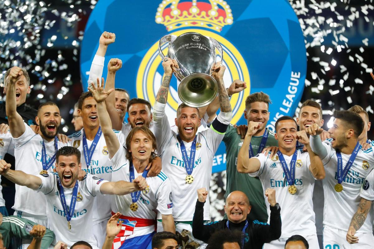 Video: Madrid yaweka historia UEFA Champions League