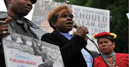 Emen Okon: Environmental destruction in the Niger Delta