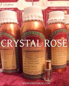 Musc Crystal Rose