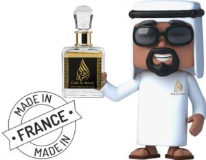 Parfums fabriquée à Grasse