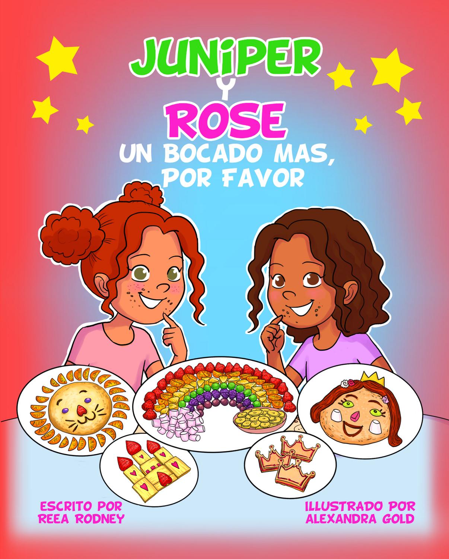One More Bite Please Spanish Edition. no white