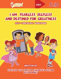 $12.99 I Am Fearless, Selfless and Destine for Greatness