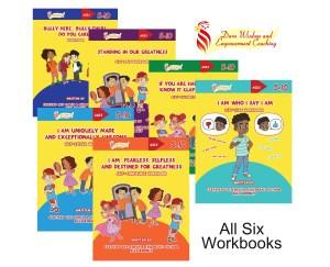 $50.00 Coaching Workbooks Package One