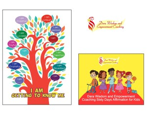 $25.00 Journal and Affirmation Cards Package