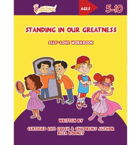 $12.99 Standing in Our Greatness Self-Love Workbook